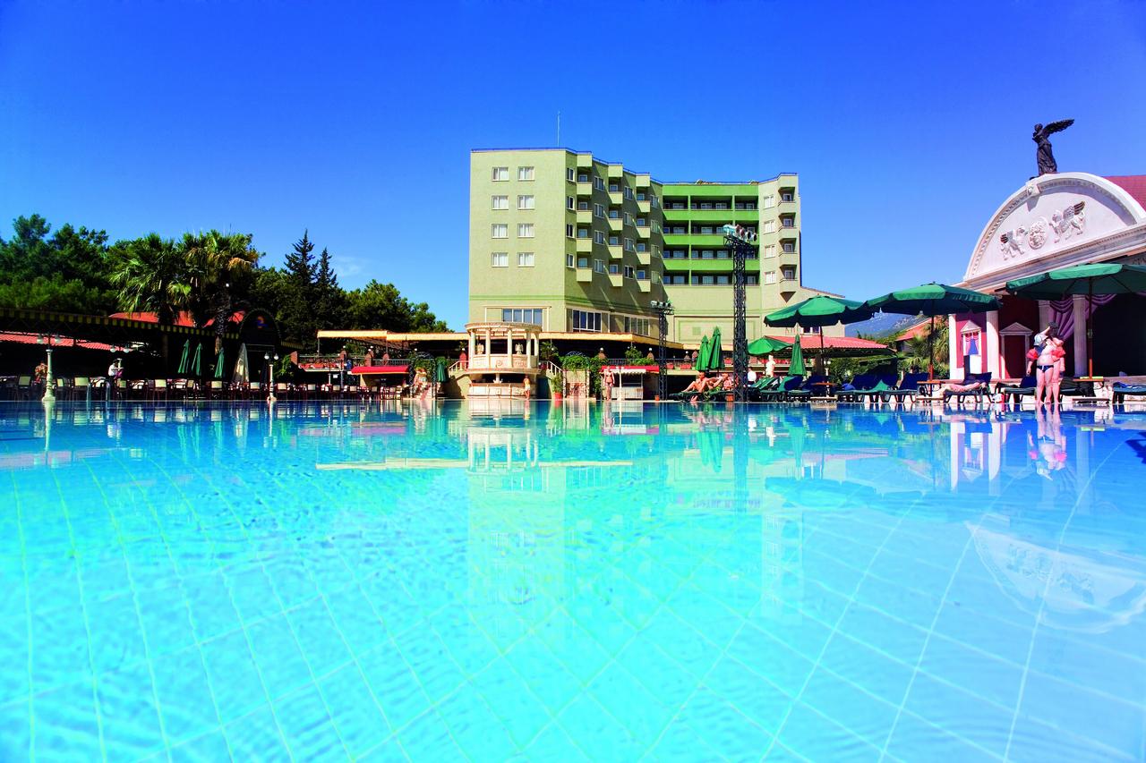 grand lukullus hotel 4 турция кемер отзывы: